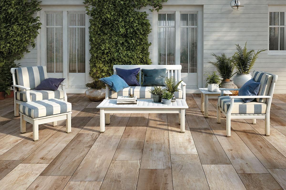 pavimenti per esterno in legno