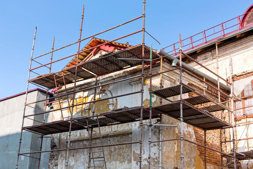 Opere di recupero edilizio e restauro a Lecco